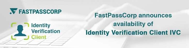 identity verification press release