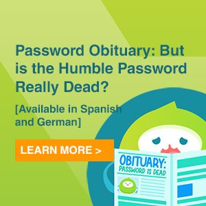 password obituary and the death of passwords