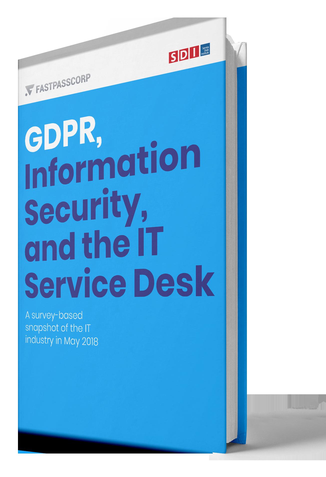 SDI-GDPR-IT-Service Desk ebook