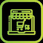 retail business case icon